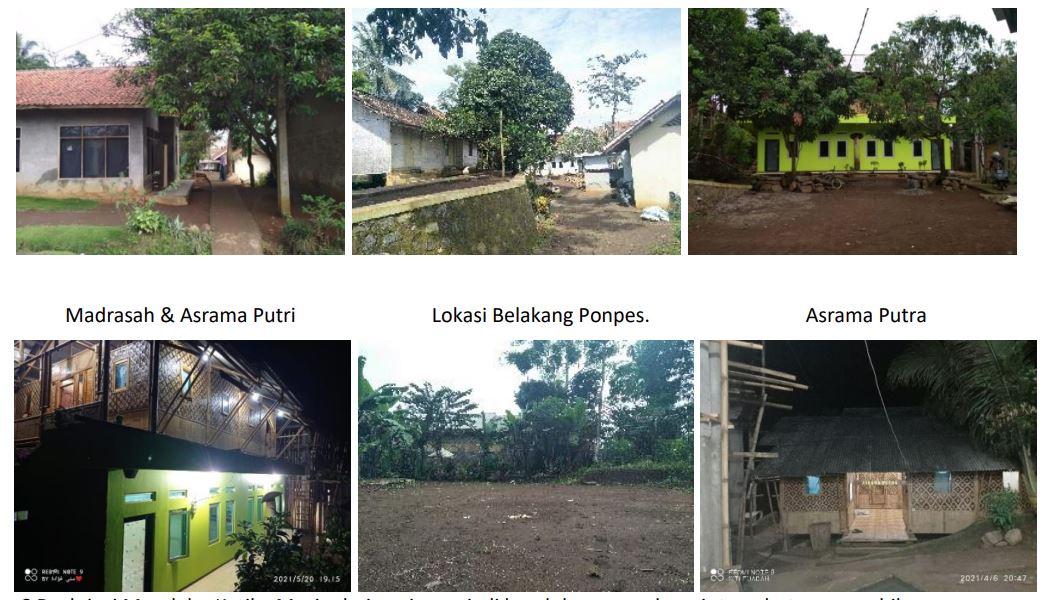 Wakaf Air Untuk Pondok Pesantren di Kp Cileuleuy Desa Sukaratu Kec. Malangbog