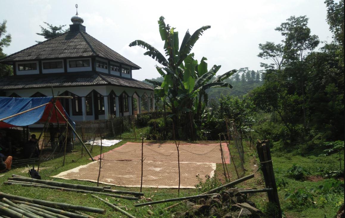 Wakaf Air Untuk Tempat Ibadah di Kp. Cipulo, Desa Girijaya, Kec. Cibinong, Cianjur