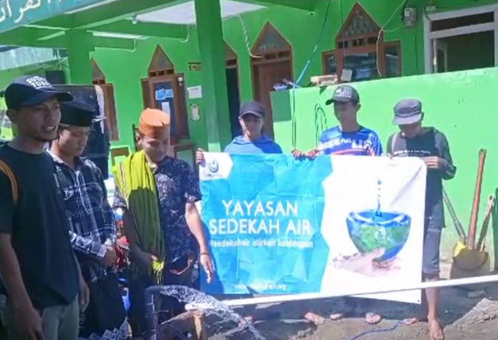 Wakaf Sumur Untuk Pondok Pesantren Al Khoeriyah, Pagersari, Pagerageung, Tasikmalaya