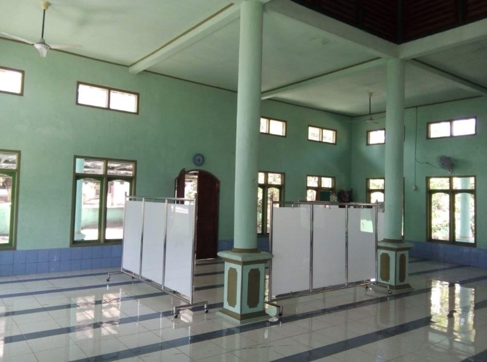 Wakaf Air Pesantren Untuk Tempat Ibadah di Ds. Jatiendah, Kec. Cilengkrang, Kab. Bandung
