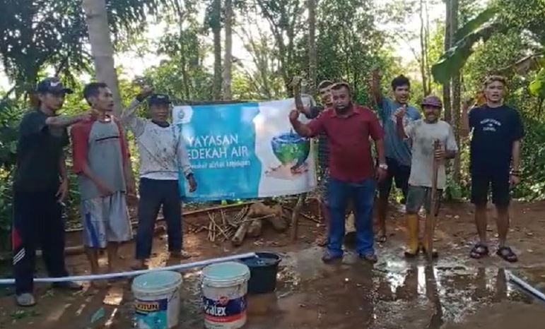 Wakaf Sumur untuk Dusun Ulap Ulap, Purworejo, Jawa Tengah