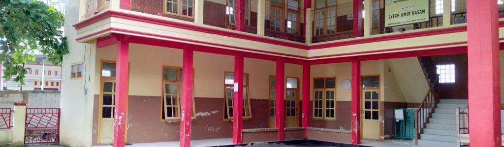 Wakaf Air Sekolah Karimun Jawa Jepara