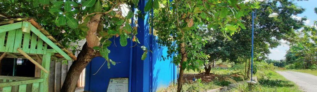 Wakaf Air Untuk Untuk Warga Desa Prantaan Kec. Bogorejo
