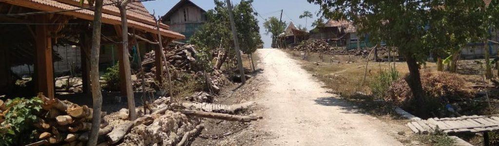 Wakaf Air Warga Desa Pengkol Jagong Kec. Jati, Blora
