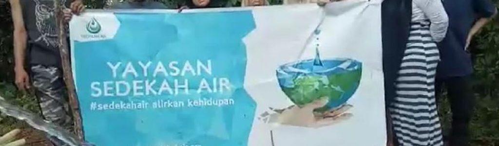 Wakaf Sumur Untuk Kampung Joglo, Cilaku, Cianjur