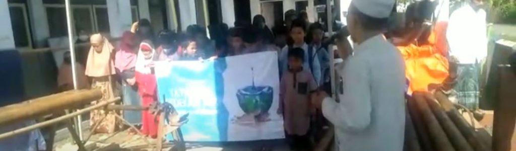 Wakaf Sumur Untuk Pondok Pesantren Mq Annuur Kasomalang, Subang
