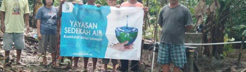 Wakaf Sumur untuk Mushola Tarbiyatul Athfal Dusun Sukowera Kulon, Cilacap